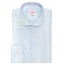 Light-Blue Stripe Shirt