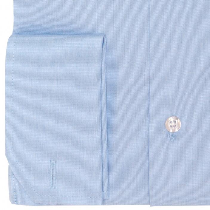 Double Cuff Blueberry Shirt
