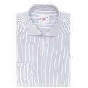 Midnight Blue Stripe Shirt