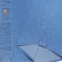 Chemise denim bleu sans poche