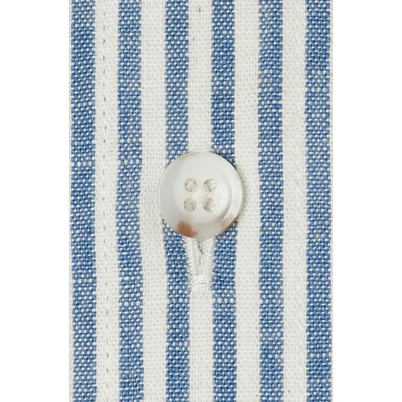 Japan blue stripe shirt