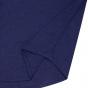 Linen-cotton navy blue shirt