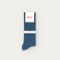 Midnight Blue Socks
