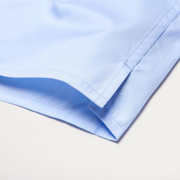 Caleçon upcyclé bleu clair