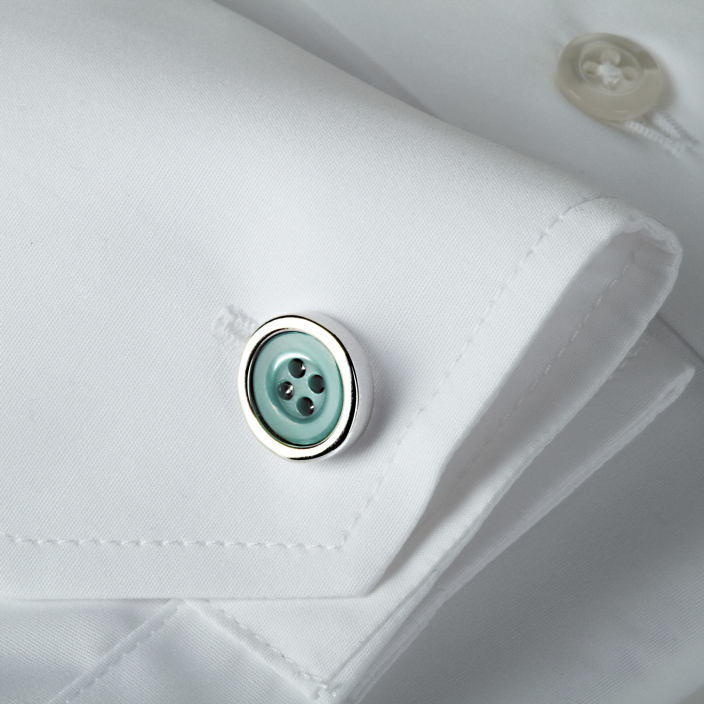 Emerald Green Cufflinks