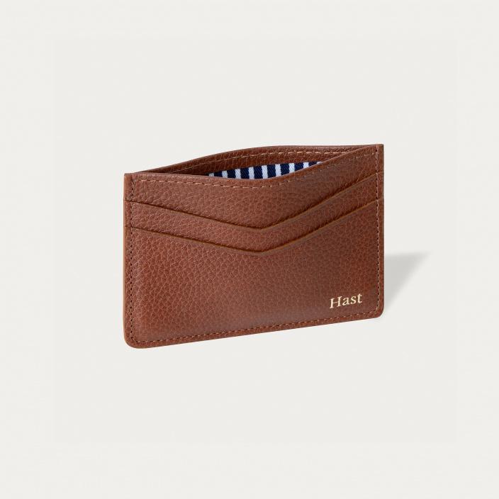 Brown card holders