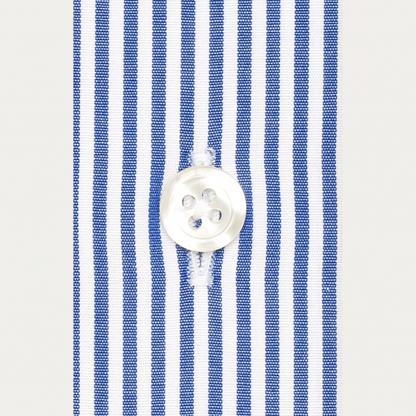 Classic fit blue stripes...