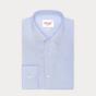 Classic fit blue oxford shirt