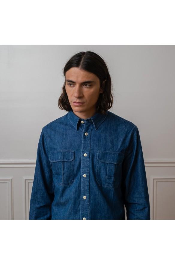 Chemises en jean : découvrez notre sélection | Hast